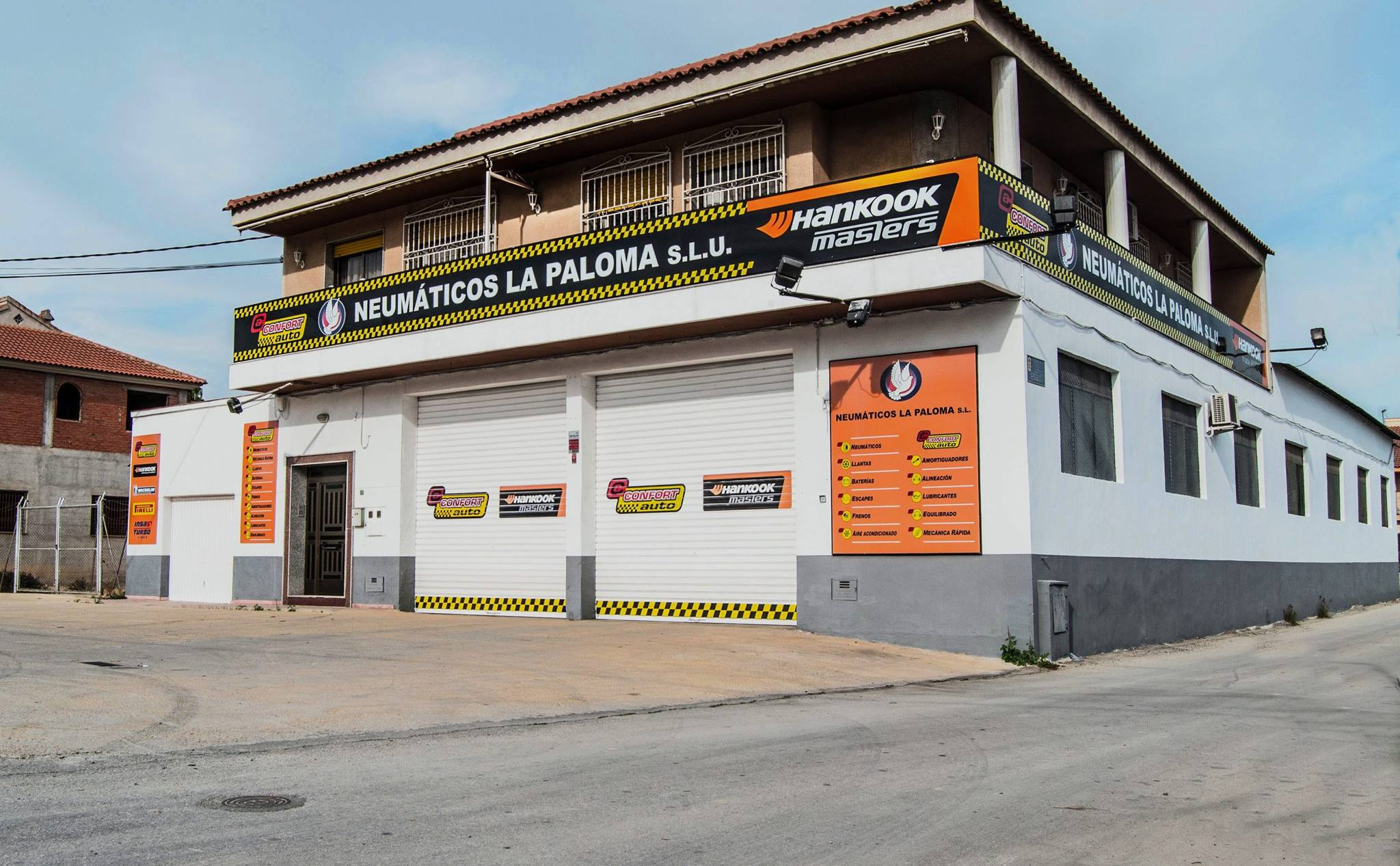 Grupo la Paloma, Taller del Raal